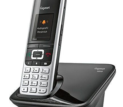 schnurloses telefon schnurlostelefon mobilteil mit. Black Bedroom Furniture Sets. Home Design Ideas