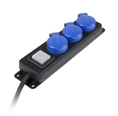 simbr schuko verl ngerungskabel gummi kabel f r den au enbereich ip44 h07rn f 3g 1 5mm 5m osnetni. Black Bedroom Furniture Sets. Home Design Ideas