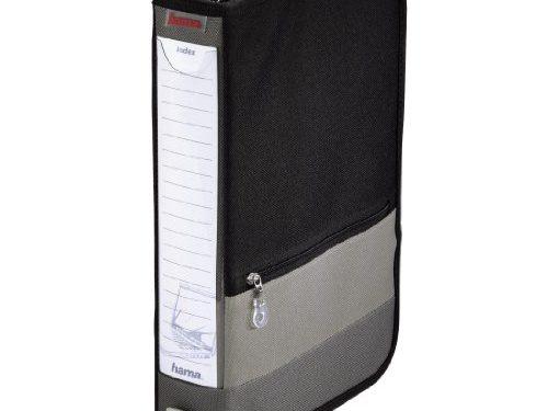 Hama CD Aufbewahrung Tasche Office Wallet für 64 CDs, DVDs ...