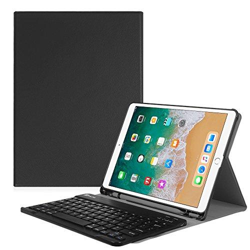 fintie ipad 9 7 2018 tastatur h lle mit eingebautem apple. Black Bedroom Furniture Sets. Home Design Ideas