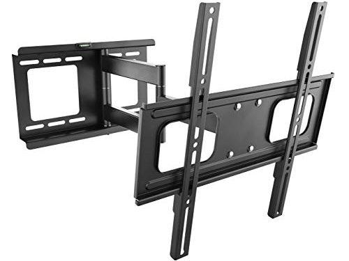ricoo wandhalterung tv schwenkbar neigbar s2544 universal. Black Bedroom Furniture Sets. Home Design Ideas