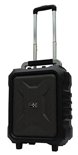 Tragbare Wiederaufladbare Stimme Verstärker Megaphon Bluetooth Lautsprecher Fm Tf Usb Lautsprecher Led Taschenlampe Mit Zwei 18650 Batterie Unterhaltungselektronik Tragbare Lautsprecher