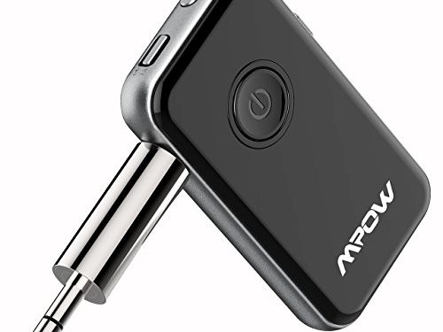 mpow bluetooth transmitter empf nger 2 in 1 bluetooth. Black Bedroom Furniture Sets. Home Design Ideas