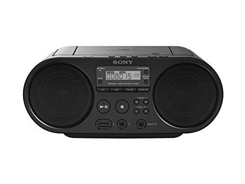 Sony ZSP-S50 CD/USB Radiorekorder AM/FM