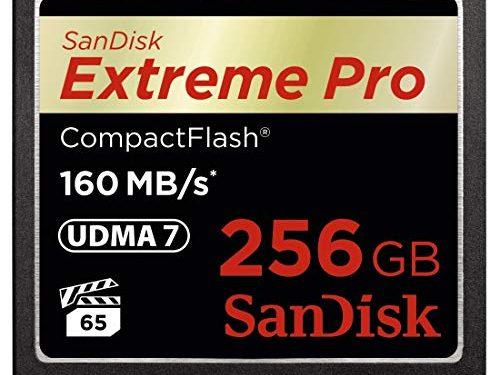 sandisk extreme pro compactflash 256gb speicherkarte bis. Black Bedroom Furniture Sets. Home Design Ideas